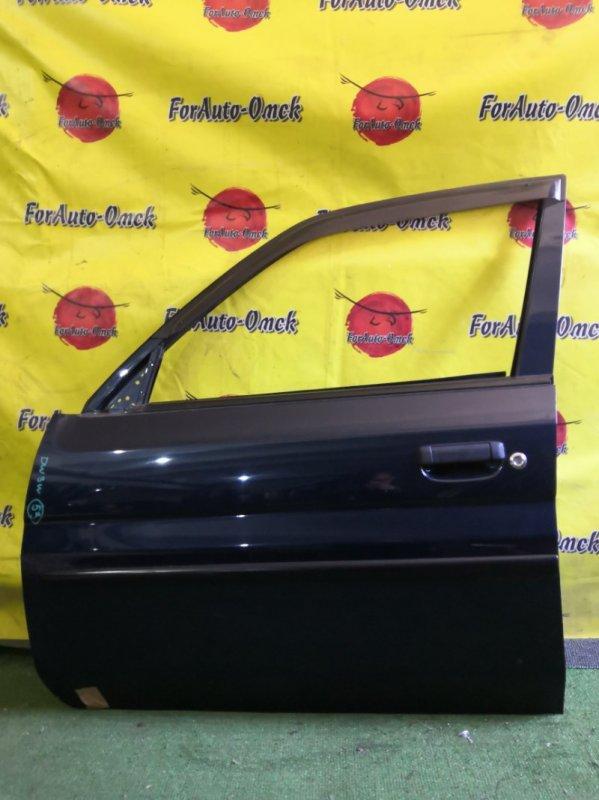 Дверь Ford Festiva DW3WF B3 1997 передняя левая (б/у)