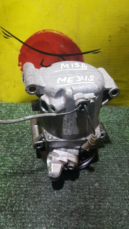 Компрессор кондиционера Suzuki Chevrolet Cruze HR51S M13A (б/у)