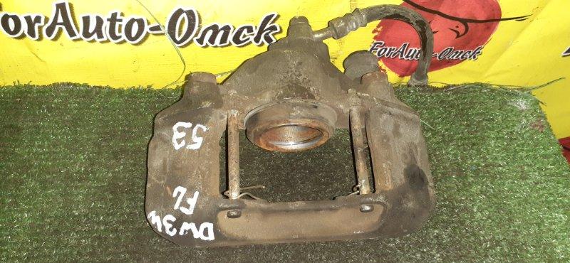 Суппорт Ford Festiva DW3WF B3 1997 передний левый (б/у)