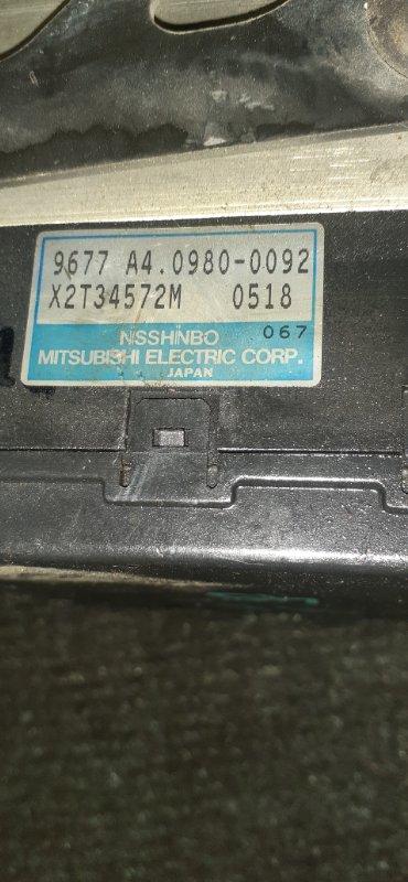 Блок abs Honda Logo GA3 D13B 2000 (б/у)