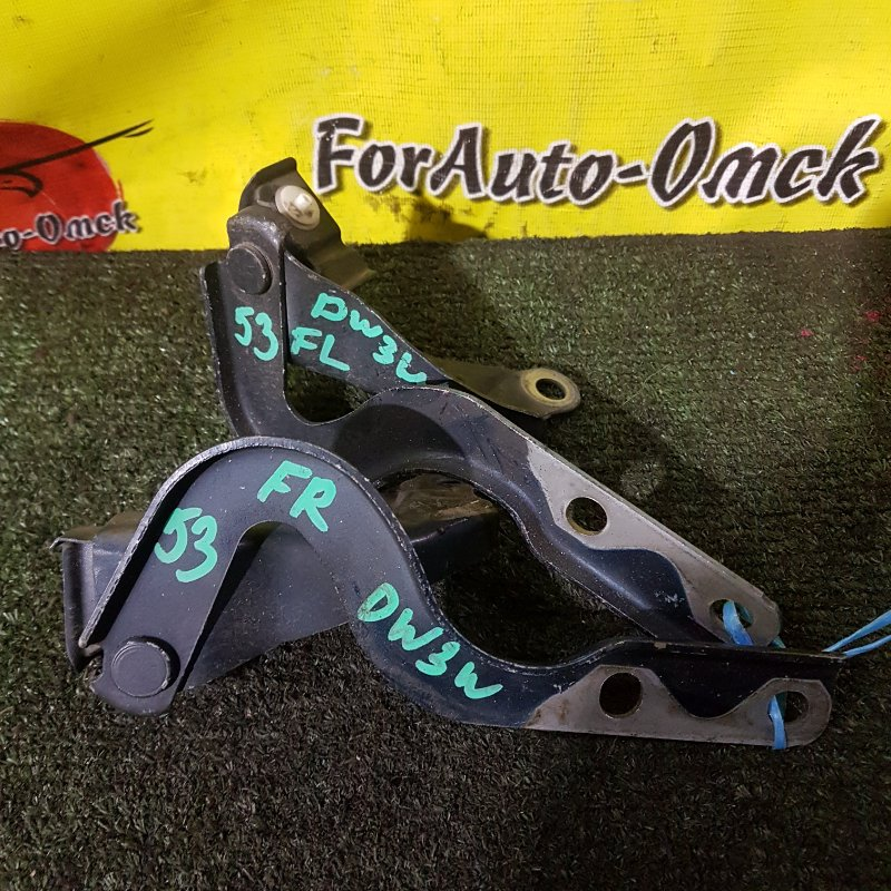 Петля капота Ford Festiva DW3WF B3 1997 передняя (б/у)