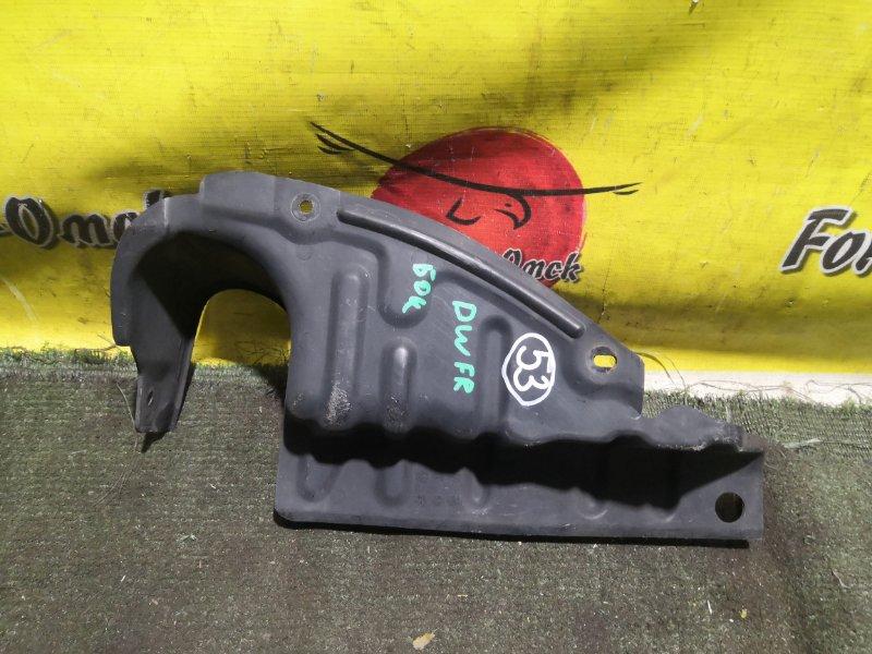 Защита двс Ford Festiva DW3WF B3 1997 передняя правая (б/у)