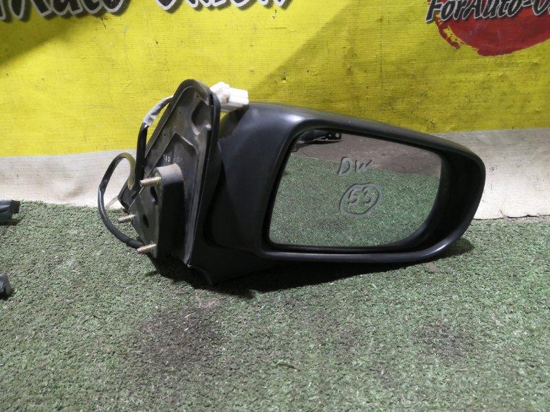 Зеркало Ford Festiva DW3WF B3 1997 правое (б/у)