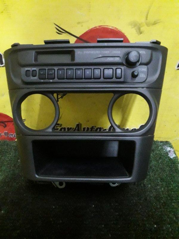 Автомагнитофон Nissan Sunny FB15 QG15-DE 1999 (б/у)