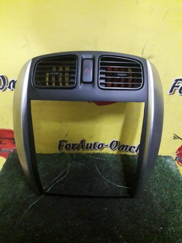 Консоль центральная Mazda Premacy CPEW FS-ZE 2004 (б/у)