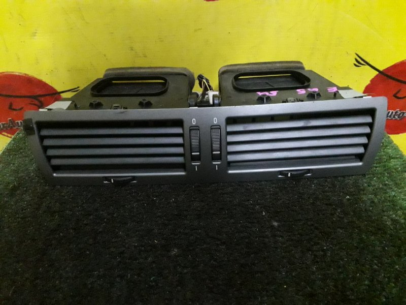 Дефлектор центральный Bmw 7-Series E65 N62B44A 2002 (б/у)