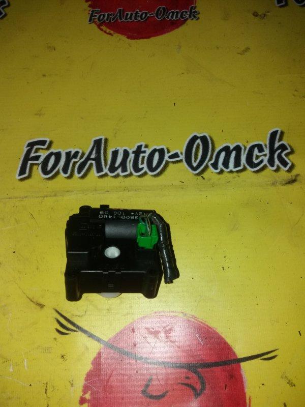 Сервопривод заслонок печки Honda Mobilio Spike GK1 (б/у)