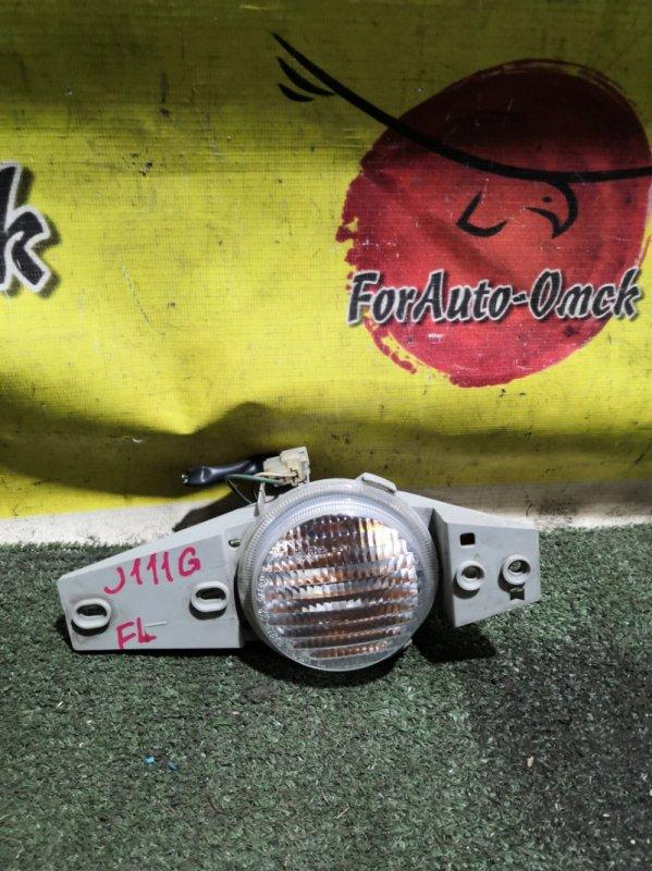 Повторитель в бампер Daihatsu Terios Kid J111G EF-DEM 2003 левый (б/у)