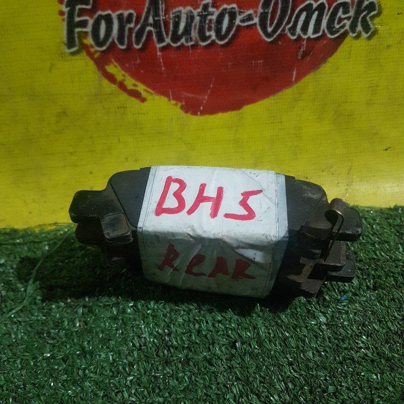Колодки тормозные Subaru Legacy BH5 задние (б/у)