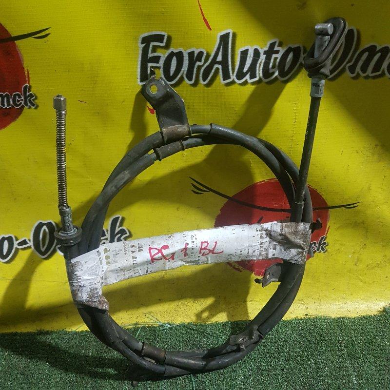 Трос ручника Honda Stepwagon RG1 задний левый (б/у)