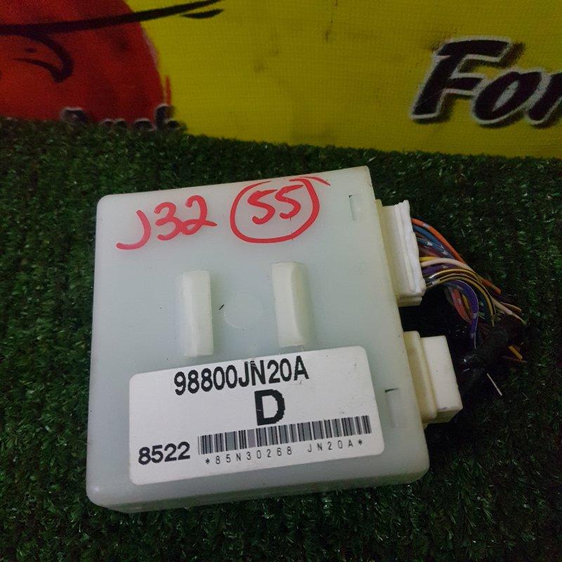 Блок управления сидением Nissan Teana J32 VQ25-DE 2008 (б/у)