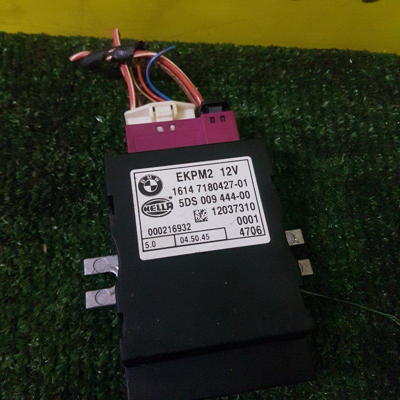 Блок управления топливным насосом Bmw 5-Series E60 N52B30 2006 (б/у)