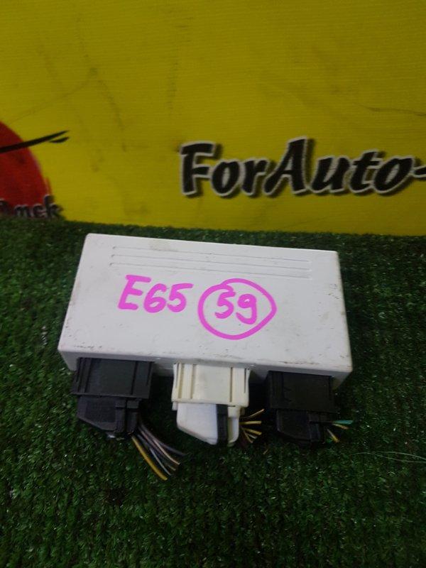 Блок управления парктроником Bmw 7-Series E65 N62B44A 2002 (б/у)