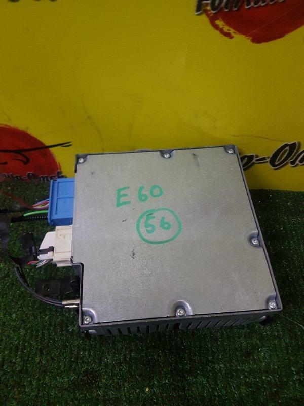 Блок управления efi Bmw 5-Series E60 N52B30 2006 (б/у)