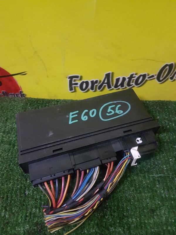 Блок комфорта Bmw 5-Series E60 N52B30 2006 (б/у)