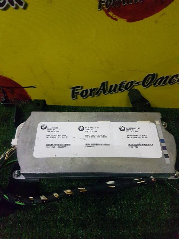 Блок управления Bmw 5-Series E60 N52B30 2006 (б/у)