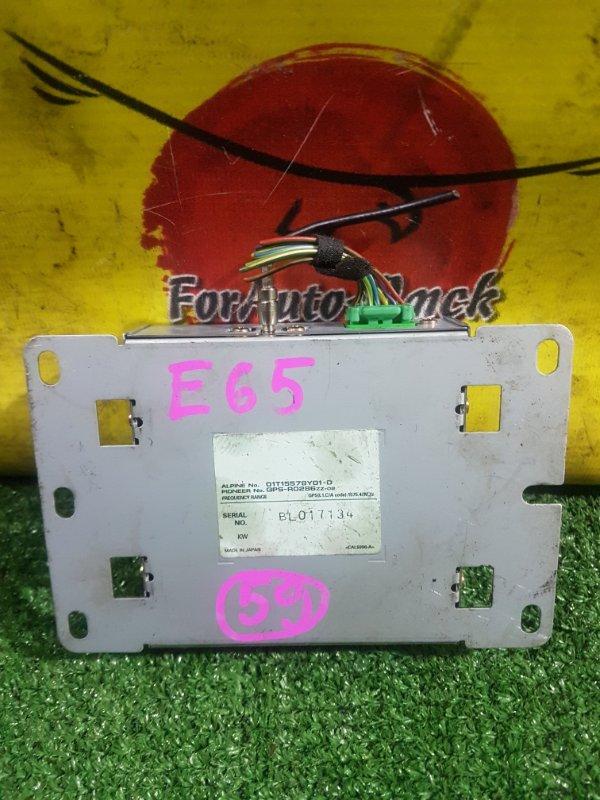 Блок навигации Bmw 7-Series E65 N62B44A 2002 (б/у)