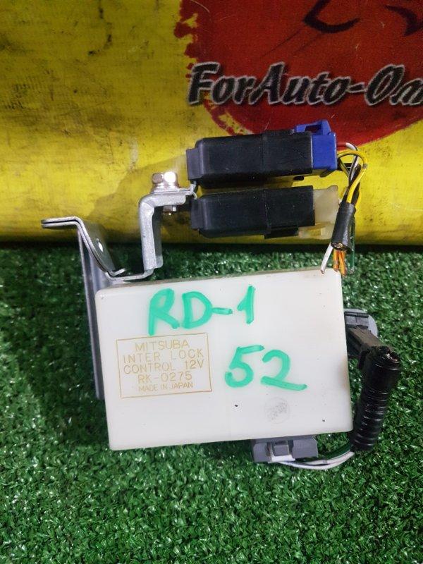 Блок управления дверьми Honda Cr-V RD1 B20B 1996 (б/у)