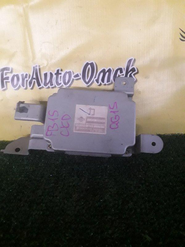 Блок управления акпп Nissan Sunny FB15 QG15-DE 2002 (б/у)