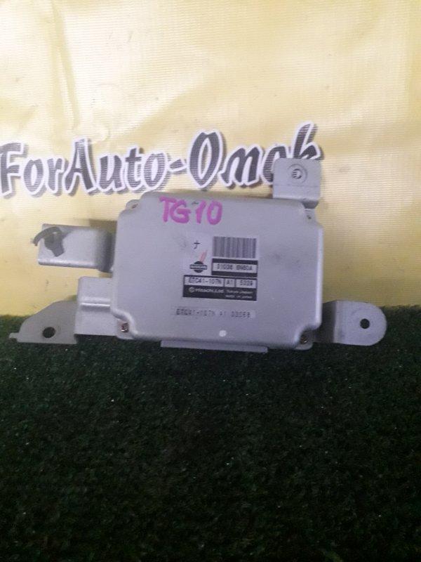 Блок управления акпп Nissan TG10 QR20-DD (б/у)