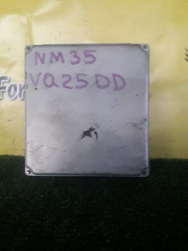 Блок управления efi Nissan Stagea NM35 VQ25DD (б/у)