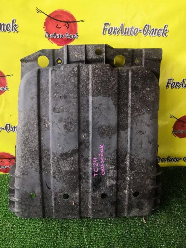 Защита топливного бака Nissan Serena PC24 (б/у)