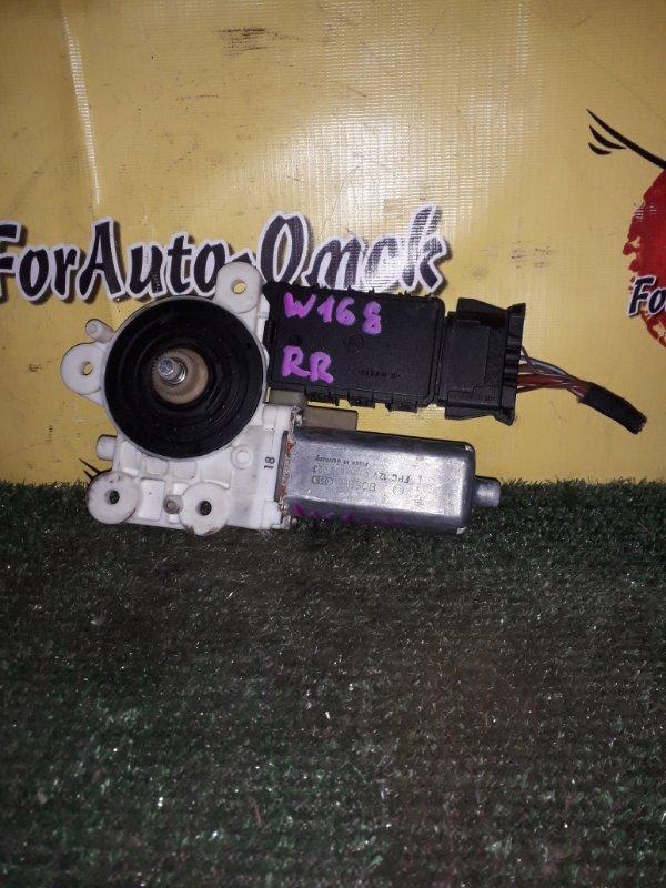 Мотор стеклоподъемника Mercedes A-Class W168 задний правый (б/у)