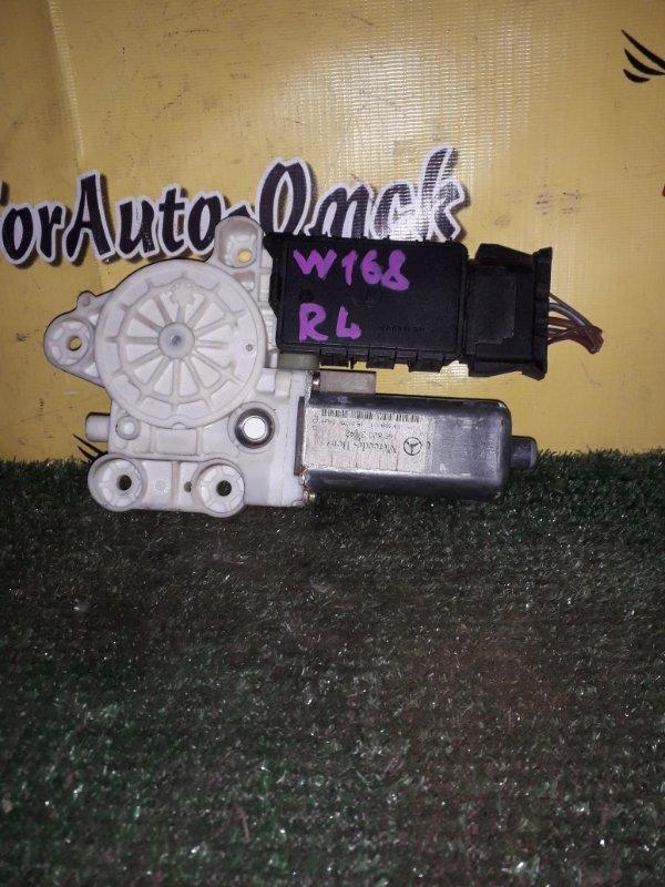 Мотор стеклоподъемника Mercedes A-Class W168 задний левый (б/у)
