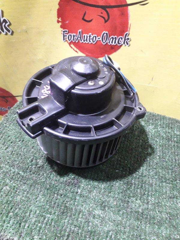 Мотор печки Mitsubishi Chariot Grandis N61W (б/у)