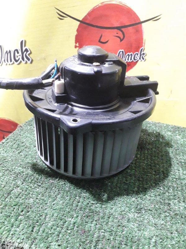 Мотор печки Toyota Allex ACA20 (б/у)