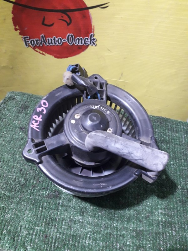 Мотор печки Toyota Alphard ACR30W (б/у)