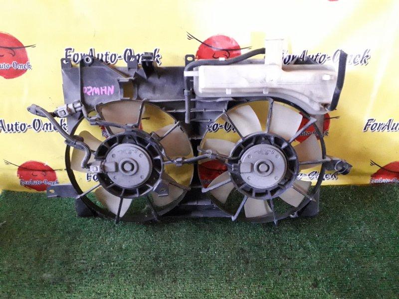 Диффузор радиатора Toyota Prius NHW20 1NZ-FXE (б/у)
