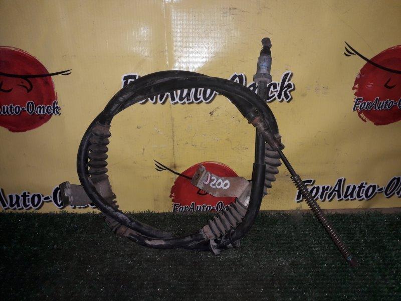 Тросик ручника Chevrolet Forenza J200 задний правый (б/у)