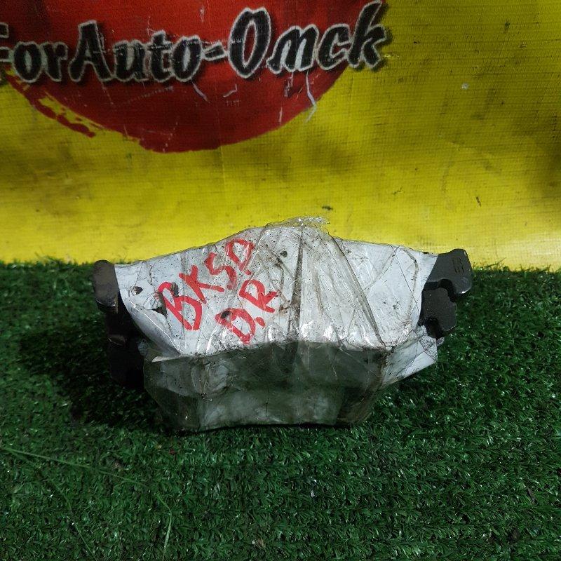 Колодки тормозные Mazda Axela BK5P задние (б/у)