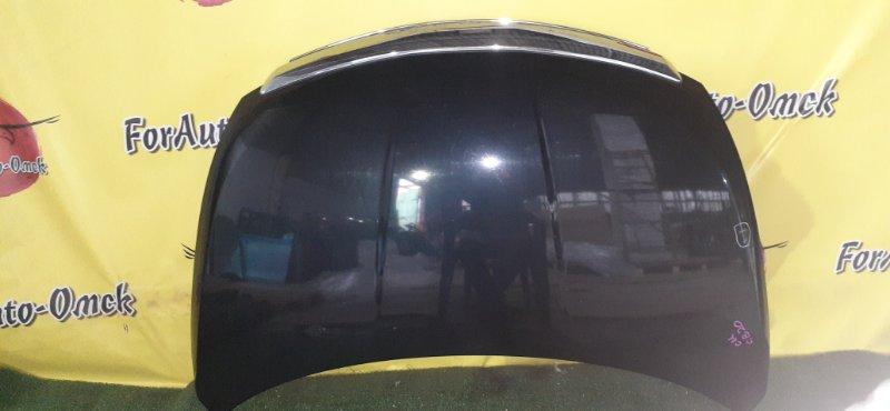Капот Nissan Tiida C11 (б/у)