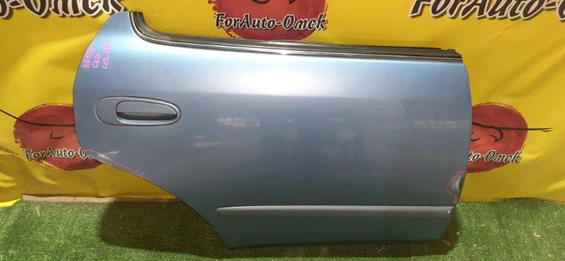 Дверь Toyota Sprinter Marino AE100 5A-FE 1994 задняя правая (б/у)