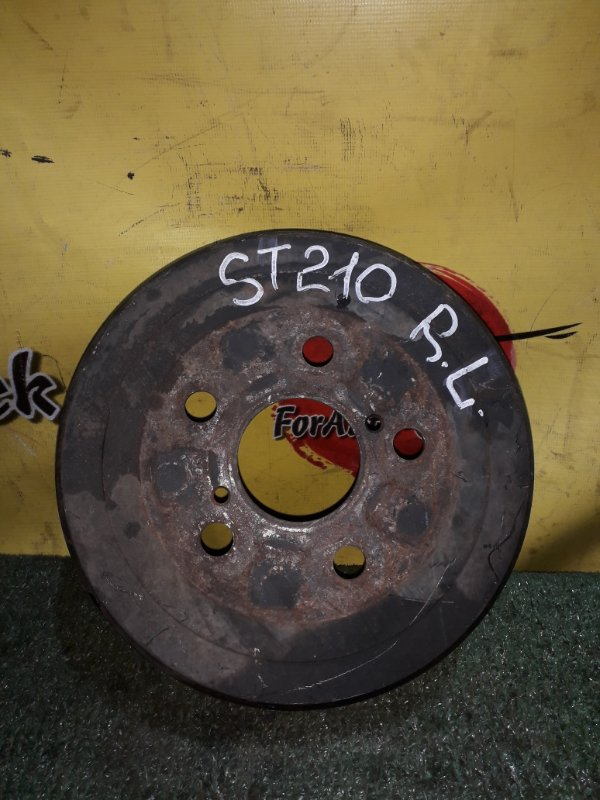 Барабан тормозной Toyota Caldina CT190G задний (б/у)