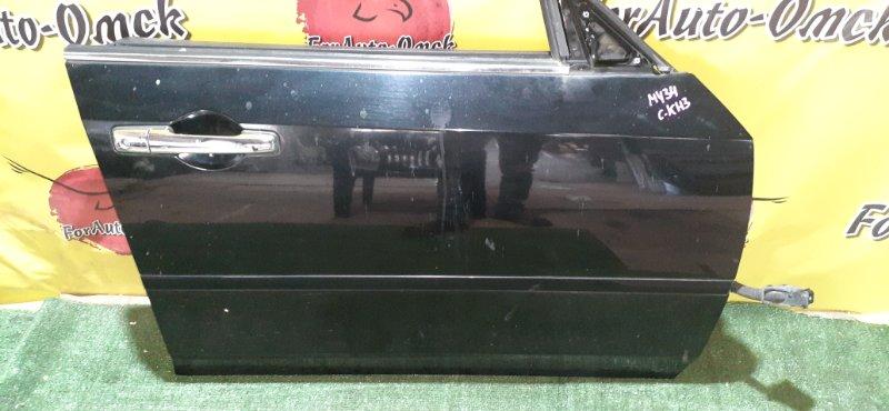 Дверь Nissan Cedric ENY34 передняя правая (б/у)
