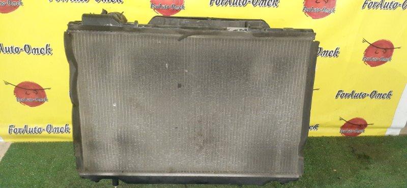 Радиатор двс Toyota Estima TCR10G 2TZ-FE (б/у)