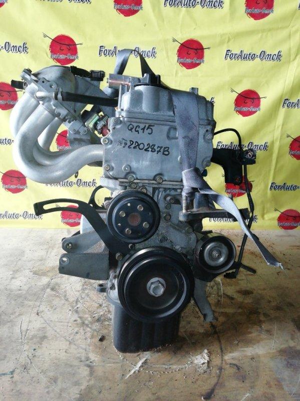 Двигатель Nissan Ad BVFY11 QG15-DE (б/у)