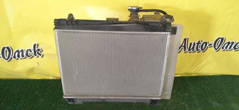 Радиатор двс Toyota Belta KSP130 1KR-FE (б/у)