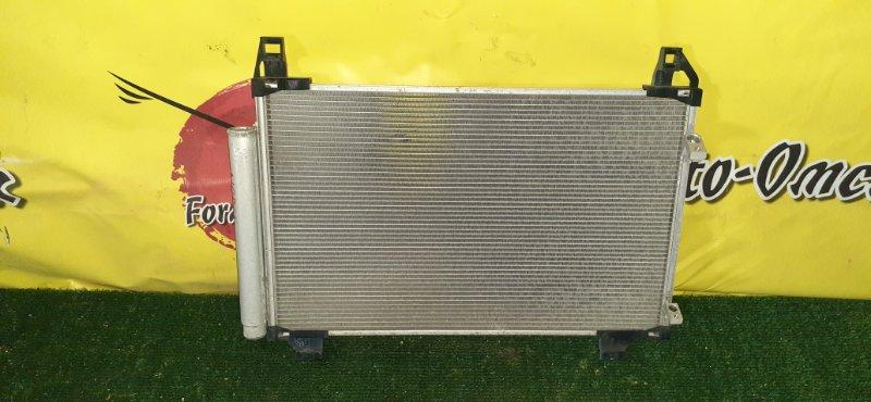 Радиатор кондиционера Toyota Ist NCP100 (б/у)