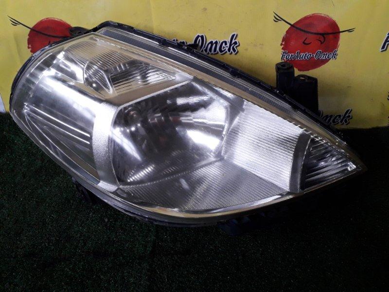 Фара Nissan Tiida C11 правая (б/у)