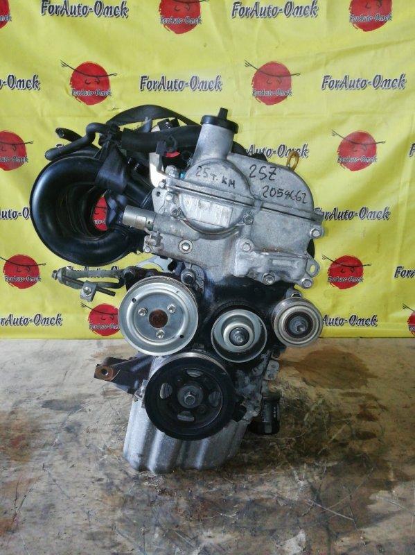 Двигатель Toyota Belta SCP100 2SZ-FE (б/у)