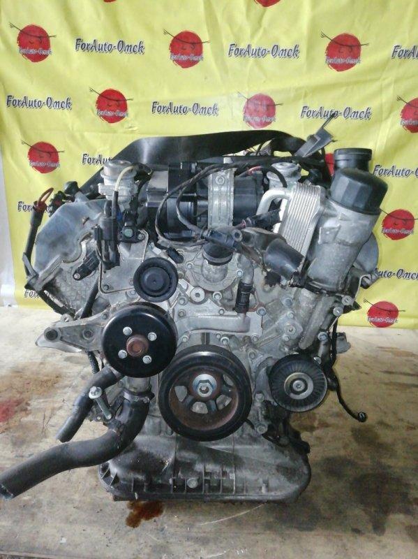 Двигатель Mercedes S-Class W220 112.972 2004 (б/у)