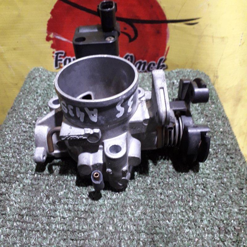 Заслонка дроссельная Toyota Caldina ST190 3S-FE (б/у)