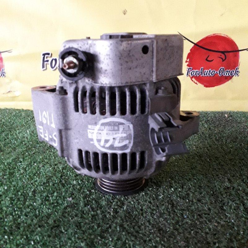 Генератор Toyota Corona ST191 3S-FE (б/у)
