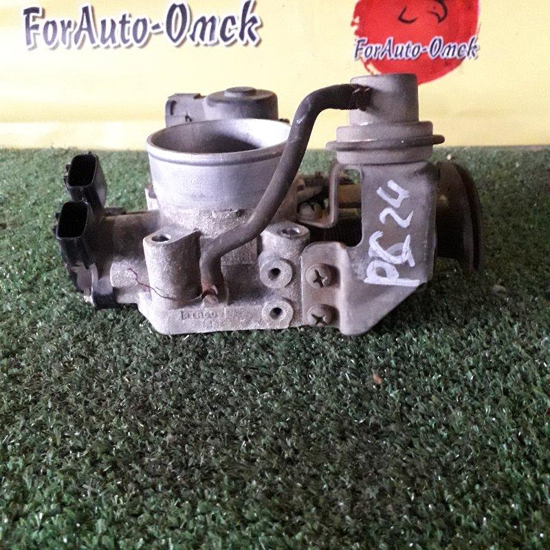 Заслонка дроссельная Nissan Avenir FHP11 SR20-DE (б/у)