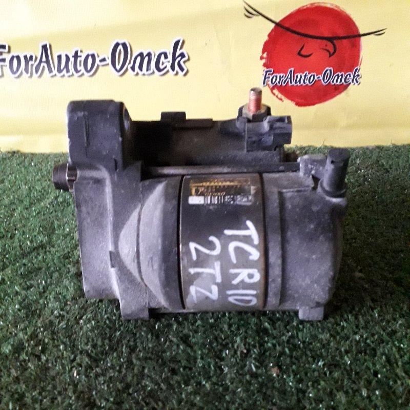 Стартер Toyota Estima TCR10G 2TZ-FE (б/у)
