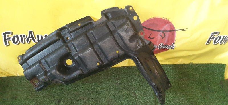 Защита двс Toyota Belta KSP90 передняя левая (б/у)
